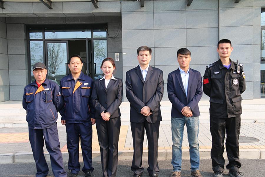 立根集团香江北岸项目成功举办了揭幕仪式